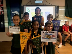 Attendance & Pennants Week 5 Term 4