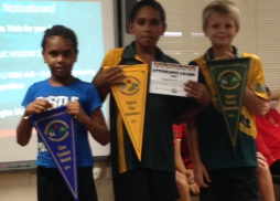 Monthly Pennant Awards