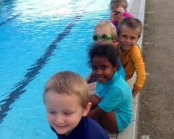 Junior Swimming Program
