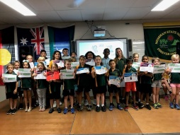 Students of the Week 8, Term 3
