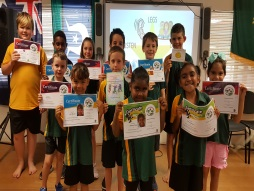 Students of the Week, 9, Term 3