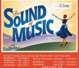 The Sound of Music at the Clink