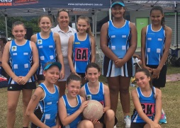 District Netball Carnival