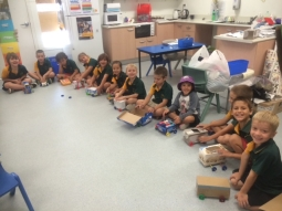Year 1A Science
